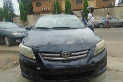 Very Clean Nigerian used Toyota Corolla 2010