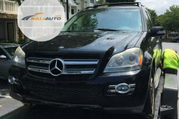 Tokunbo Mercedes-Benz GL Class 2007 Model Black
