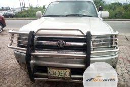 Nigeria Used Toyota 4-Runner 2001 Model Silver
