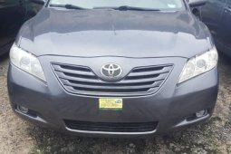 Foreign Used Toyota Camry 2008 3.5 LE Gray