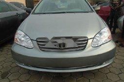 Very Clean Nigerian used Toyota Corolla 2003