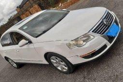 Very Clean Nigerian used Volkswagen Passat 2007