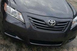 Very Clean Foreign used Toyota Camry 2008 2.4 LE Gray