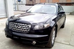 Very Clean Nigerian used 2005 Infiniti FX