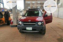 Very Clean Nigerian used Nissan Xterra 2004 SE