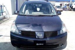 Neat Nigerian used 2004 Nissan Quest