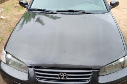 Foreign Used Toyota Camry Automatic 1999 Gray