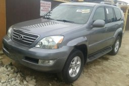 Very Clean Foreign used 2007 Lexus GX 4700
