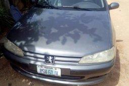 Nigerian Used Peugeot 406 AUTOMATIC