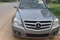 Tokunbo Mercedes-Benz GLK-Class 350 2010 Model Gray