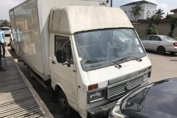Super Clean Foreign used 2000 Volkswagen LT
