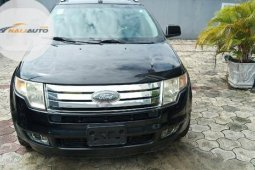 Very Clean Foreign used Ford Edge 2010 Black