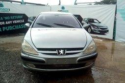 Neat Nigerian used 2009 Peugeot 607