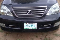 Affordable & well maintained Nigerian used Lexus GX 2005