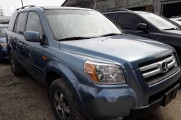Very Clean Foreign used 2008 Honda Pilot