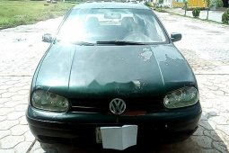Affordable & well maintained Nigerian used 1998 Volkswagen Golf