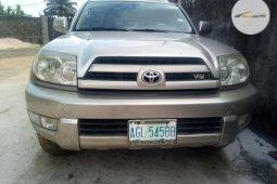 Nigeria Used Toyota 4-Runner 2003 Model Gold