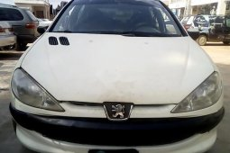 Affordable & well maintained Nigerian used 2006 Peugeot 206