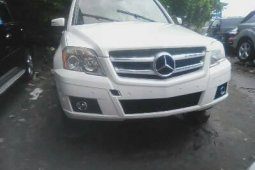 Super Clean Tokunbo 2010 Mercedes-Benz GLK