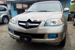 Extremely Neat Foreign used Acura MDX 2005
