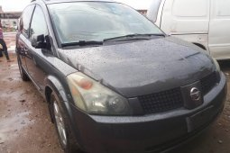 Foreign Used Nissan Quest 2005 Model Grey