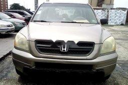 Nigerian Used 2004 Honda Pilot for sale in Lagos