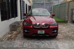 Very Clean Nigerian used 2009 BMW X6