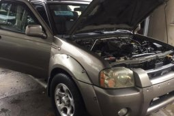 Super Clean Foreign used 2005 Nissan Frontier