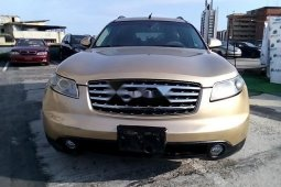 Nigerian Used 2005 Infiniti FX for sale