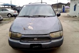 Nigerian Used Nissan Quest 2000