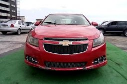 Nigerian Used Chevrolet Cruze 2012 for sale