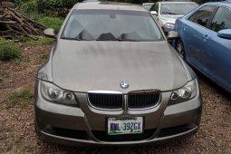Nigeria Used BMW 318i 2006 Model Gold