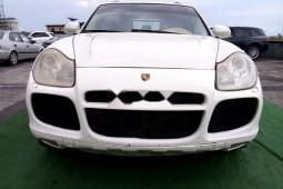 Nigerian Used Porsche Cayenne 2005 for sale
