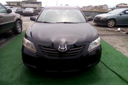 Nigerian Used Toyota Camry 2007