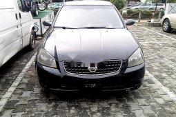 Nigeria Used Nissan Altima 2006 Model Black