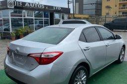 Nigerian Used Toyota Corolla 2015