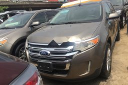 Very Clean Foreign used Ford Edge 2013