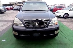 Nigerian Used 2004 Lexus GX for sale