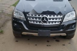 Foreign Used Mercedes-Benz ML350 2010