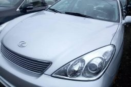 Foreign Used Lexus ES 2006 Model Silver