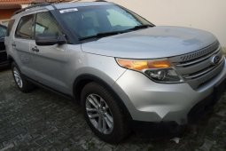 Foreign Used Ford Explorer 2012
