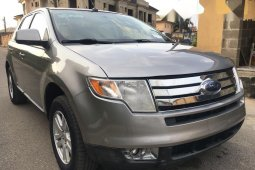 Foreign Used Ford Edge 2008 for sale