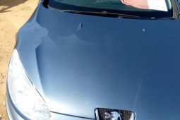 Foreign Used Peugeot 407 2006 Model Gray