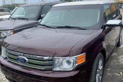 Super Clean Foreign used Ford Flex 2011