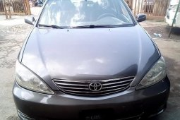 Very Clean Nigerian used 2005 Toyota Camry