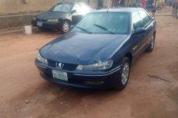 Very Clean Nigerian used 1998 Peugeot 406