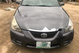 Well Maintained Nigerian used 2006 Toyota Solara