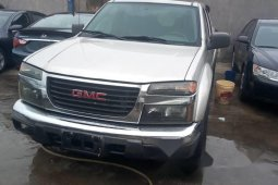 Foreign Used 2007 GMC Canyon for sale in Lagos