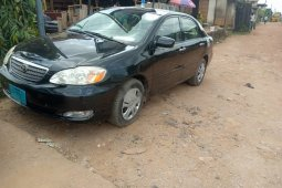 Well Maintained Nigerian used 2006 Toyota Camry