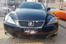Very Clean Foreign used 2007 Lexus IS